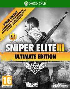 [gameseek.co.uk] Sniper Elite 3 - Ultimate Edition für Xbox One