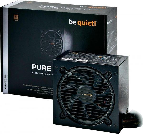 be quiet! Pure Power L8 600W Netzteil für 61,65€ @Digitalo.de