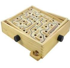 Eduplay Holz Labyrinth groß für 9€, PVG 17,78€!@Amazon