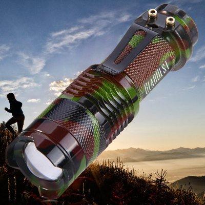 SK68 Cree XPE Q5 LEd-Taschenlampe (Wasserdicht, 400 Lumen) für 2,75€ inkl. Versand
