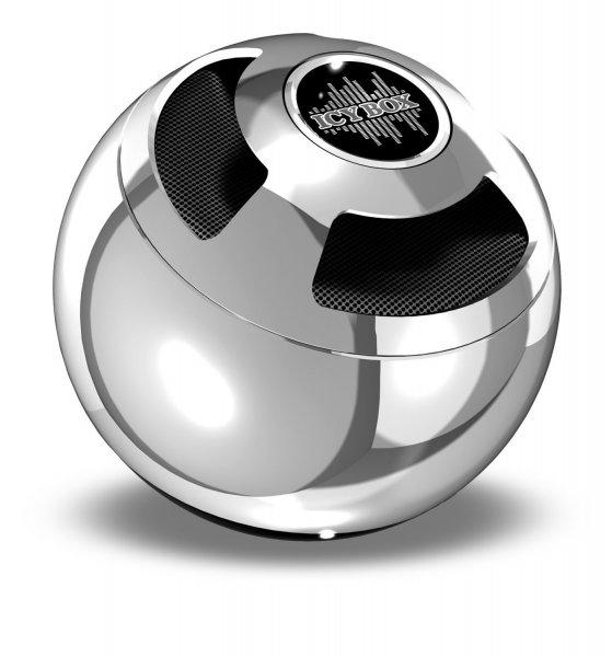 Bluetooth Lautsprecher IcyBox IB-SP001-BT für 29,99 €, @ZackZack