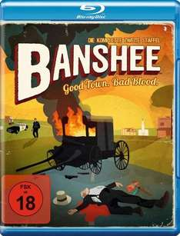 Banshee - Die komplette zweite Staffel (4 Discs) Blu-ray / buecher.de