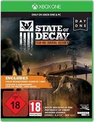 [Saturn] State of Decay: Year One Survival Edition - FSK 18 - Xbox One - für 19,99€