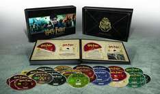 (amazon.de WHD) Harry Potter Hogwarts Collection [Blu-ray] ab 51,28€
