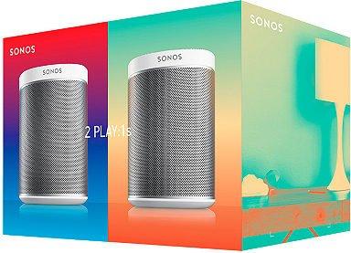 Sonos Play:1 Doppelpack Weiß für 333,95€ / 2 = 166,97€ inkl. Versand // Falls Möglich sogar - 5% Neukunden GS oder 10,00GS + Gratisversand @otto.de