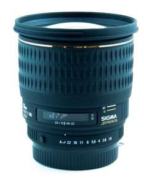 [Amazon.de] Sigma 28 mm F1,8 EX DG Makro-Objektiv für Pentax 50 Euro unter Idealo