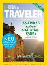National Geographic Traveler Ausgabe gratis