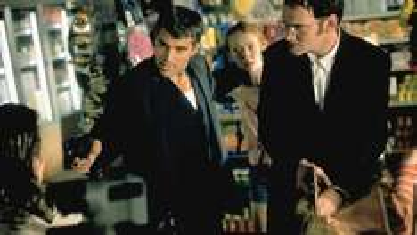 ARTE :  Film:  From Dusk Till Dawn ( mit George Clooney/Quentin Tarantino)