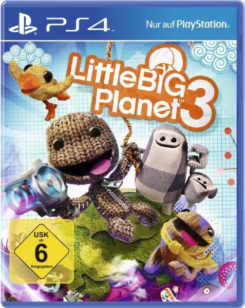 Little Big Planet 3 für Ps4 für 13,98€ inkl. Versand [Vendo.de]