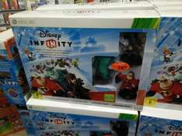Disney Infinity xbox 360 aachen saturn am elisenbrunnen