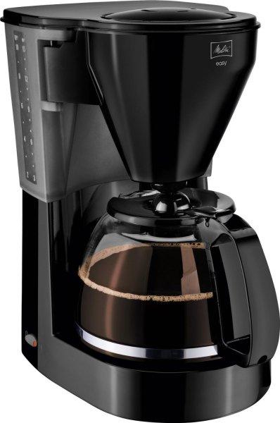 [Voelkner.de] Melitta Kaffeemaschine Easy Schwarz 1010-02 (1050W, 15 Tassen) für 19,50€ inkl. Versand