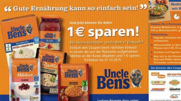 Marktkauf Nord [Bundesweit?] 500g Uncle Bens Reis zum Bestpreis von 0,29€ !
