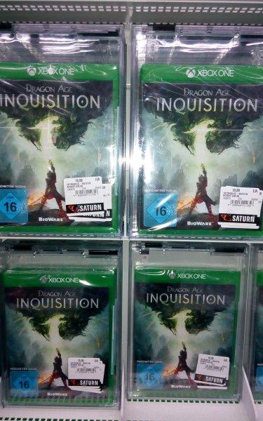 [saturn berlin / leipziger str] Dragon Inquisition Xbox One Saturn Berlin € 10.-