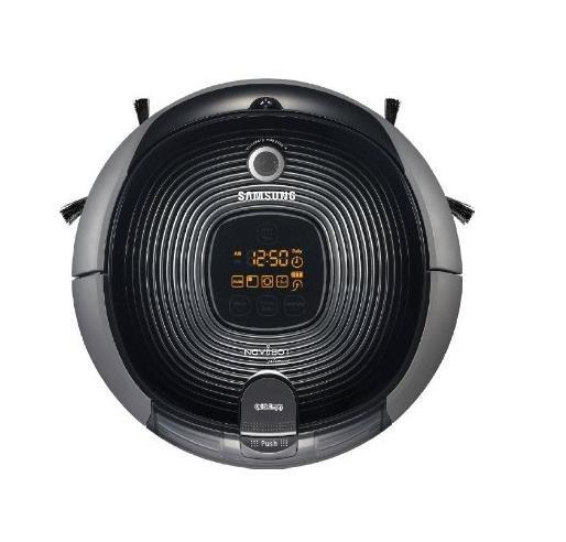 [Amazon] Samsung NaviBot SR8895 Silencio Staubsauger-Roboter /Virtual Guard/ schwarz B-ware
