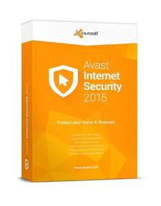 Avast Internet Security 2015 ( 6 Monate )