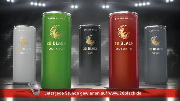 [Tegut] 28 Black Energy alle Sorten für 0,79 €