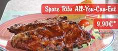 Spare Ribs All-You-Can-Eat - noch bis 1 Uhr bei Miss Pepper American Restaurants!