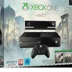 Xbox One Assassins Creed Bundle inkl. Kinect (Saturn Ebay)