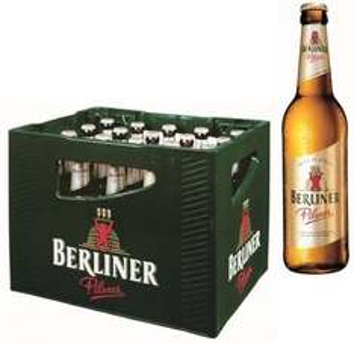 [Lokal Kaisers Berlin Storkowerstr./Franz-Jakob-Str] Berliner Pilsner 20x0,5l 8,-€