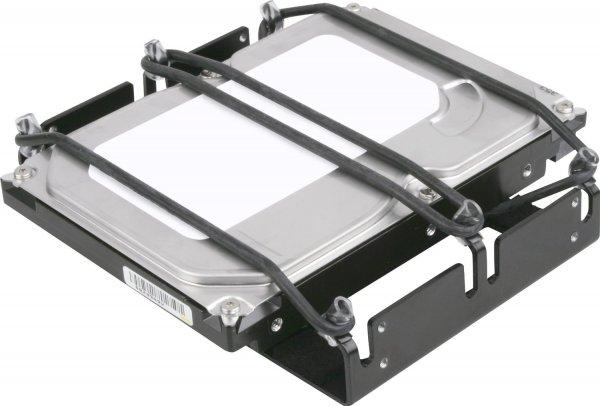 "[Allyouneed.com] Sharkoon HDD Vibe-Fixer 5,25"" zur Entkopplung von Festplatten"