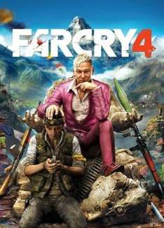 Far Cry 4 (Uplay) PC für 17.16€