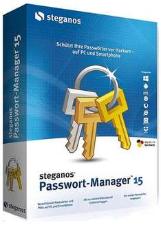 Steganos Password Manager 15