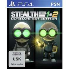 The Stealth Inc 1 & 2 Ultimate-est Edition [PS3, PS4, PSVita] für 8,99€ @ PSN Store