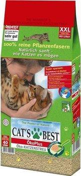 Katzenland.de] Katzenstreu Cat's Best Öko Plus 2x40l für 34,97€ - Bestpreis nur heute(geht immernoch!)!!!