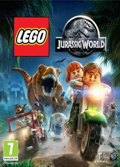Lego Jurassic World (Steam) für 18€ @ instant-gaming.com