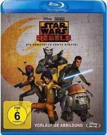 (Vorbestellung) Star Wars Rebels - Die komplette erste Staffel [Blu-ray] mit Füllartikel und 6 € ADAC Gutschein bei jpc.de für 23,98 € versandkostenfrei bis zum 14.06.2015