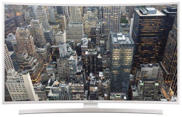 "[Amazon Blitzangebot] Samsung UE40JU6580 40"" 4K/UHD Curved LED-TV für 749,99€"