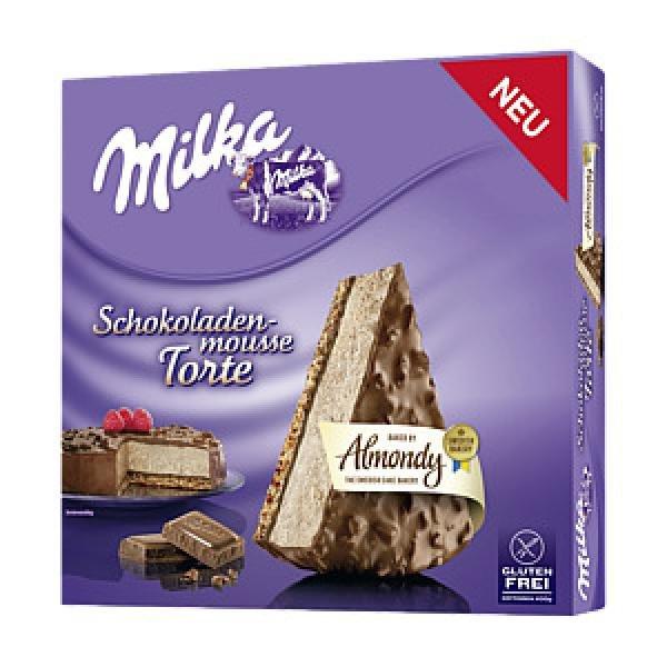 [ZIMMERMANN] KW25 Milka Almondy Schokoladenmousse-Torte 400g für 2,88€ (16.-20.06.2015)