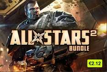 [Steam] All Stars 2 Bundle für 2,12€ @ Bundle Stars