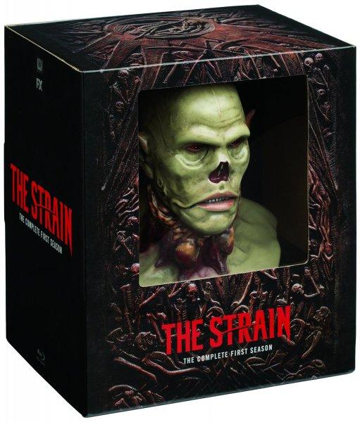 The Strain Season 1 Premium Edition Blu-ray
