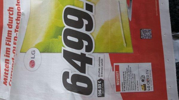 @Mediamarkt Mainz LG uhd 65ec970v