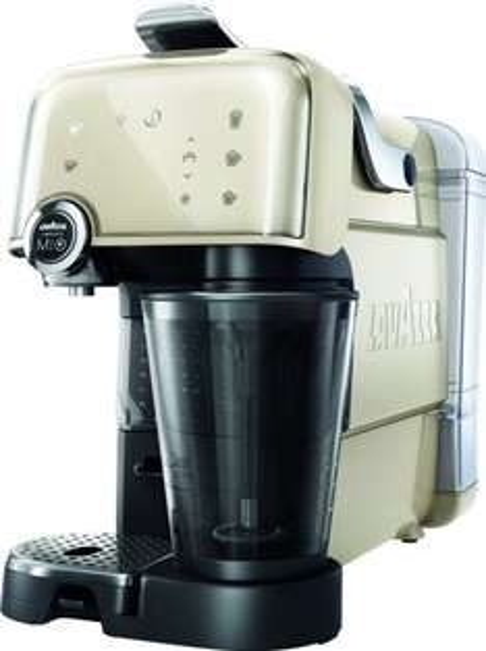 [Amazon] Lavazza LM7000 Fantasia Kapselmaschine mit integriertem Milchschäumer (Farbe: weiß)