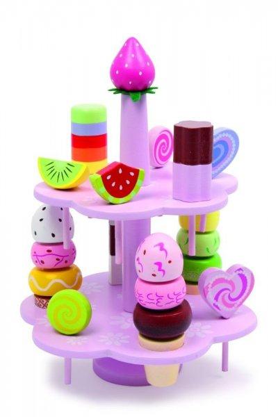 Legler Süßigkeiten – Etagere für 12,81€ bei Amazon (Prime)