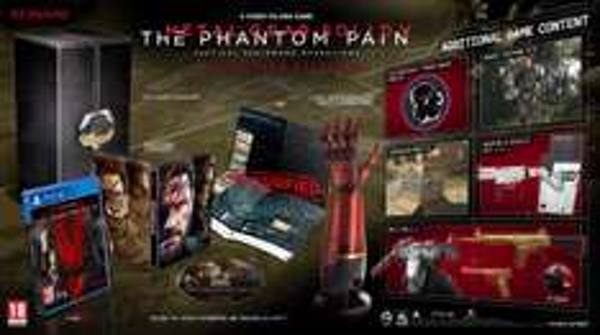 Metal gear solid 5 Phantom pain ce