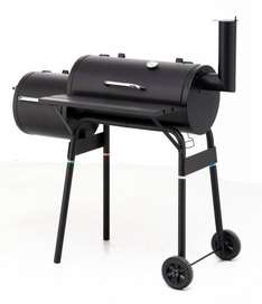 [Allyouneed] El Fuego Holzkohlegrill  Smoker Ayasha 72,77€
