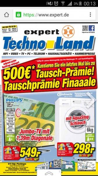 Techno-Land Deizisau Alt gegen Neu Aktion
