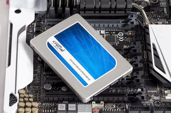 Crucial BX100 250GB für 74,90€ @ computeruniverse