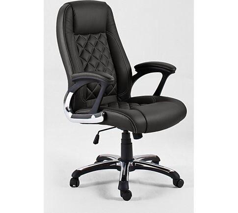 MCA Chefsessel Simon Schwarz Bürostuhl Stuhl, 99,95 EUR @ plus
