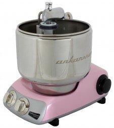 Ankarsrum AKM6220PP Küchenmaschine inkl. 9-teiligem Zubehörset pastell pink für 399€ inkl.VSK @comtech.de