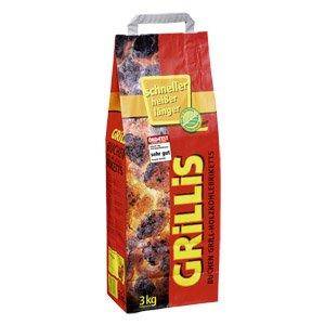 [real] Profagus Grillis - Buchen-Grill-Briketts und Buchen-Grill-Holzkohle 1,72 €/KG + Gratis Versand!