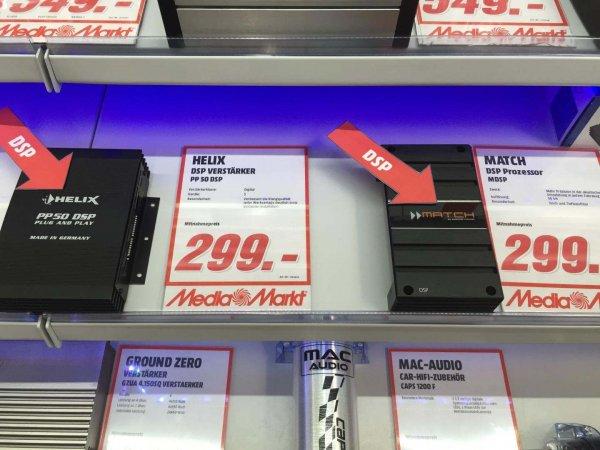 Helix PP 50 DSP 299€ anstatt 399€ Media Markt Bad Kreuznach