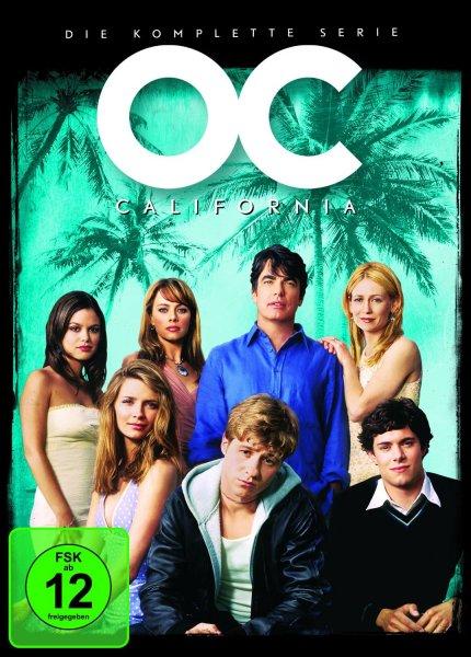(Amazon.de-Prime) O.C. California - Die komplette Serie Staffel 1-4 DVD für 27,97€