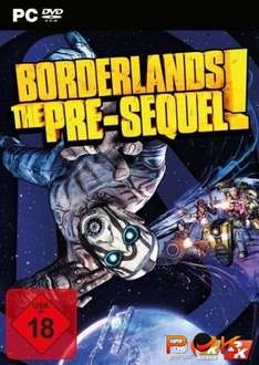 Borderlands - The Pre-Sequel für 14.99€ - Steam Download PC