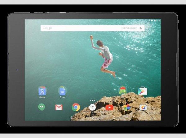 [Mediamarkt Tiefpreisspätschicht] HTC NEXUS 9 WIFI 16GB WEISS Tablet für 249,-€****HTC NEXUS 9 WIFI 32GB WEISS Tablet für 279,-€