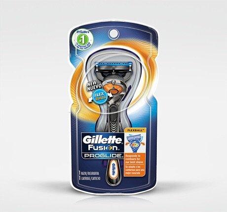 [amazon] Gratis Gillette-Flexball-Rasierer + Rasierklingen für 38,74€