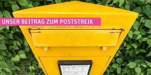 """Tageszeitung """"Neues Deutschland"""" gratis wg. Poststreik (PDF)"""